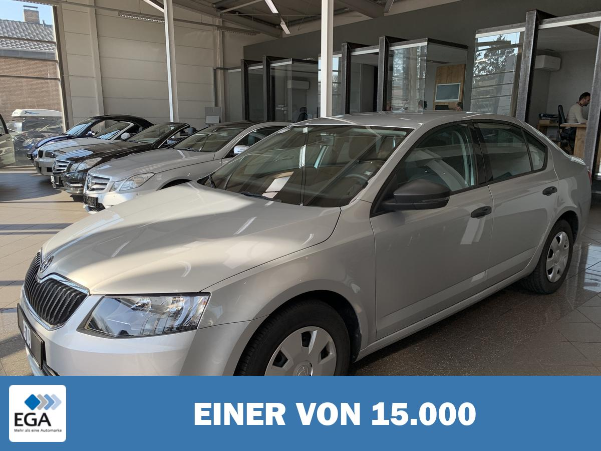 Skoda Octavia 1.2 Active Green Tec Klima Start/Stop