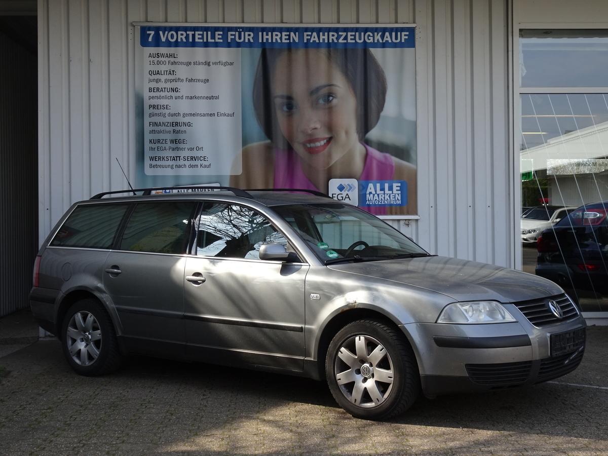 Volkswagen Passat 2,0 20V VARIANT KLIMAAUTOM.WINTER-PAKET SHZ TEMPO