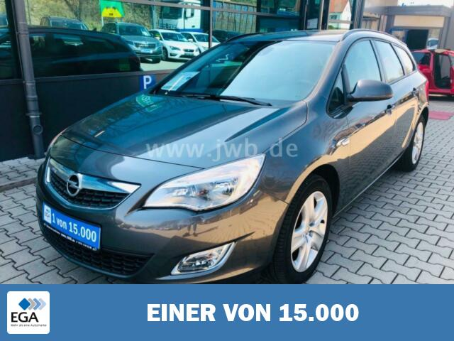 Opel Astra J 2.0CDTI Sports Tourer Aut. Edition Navi