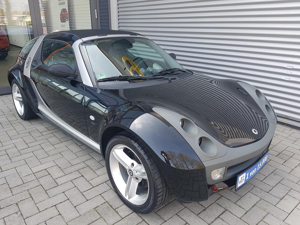 Smart Roadster Coupe 1 Hand,Brabus Tuning
