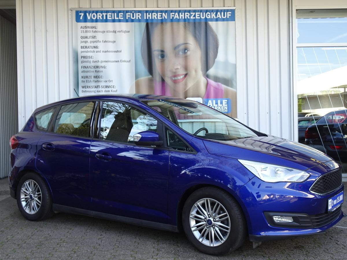 Ford C-Max 1.0 EcoBoost Trend+ COOL&CONNECT*TEMPO*BTH*ALU*NSW*USB