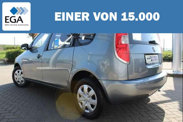 Skoda Roomster 1.4 MPI Active Plus Edition Klima/Nebel