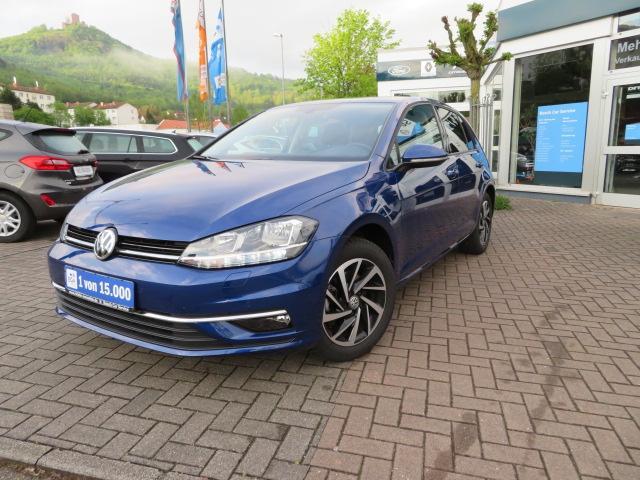 Volkswagen Golf Vii 15 Tsi Act Bmtstart Stopp Join Navi Auto