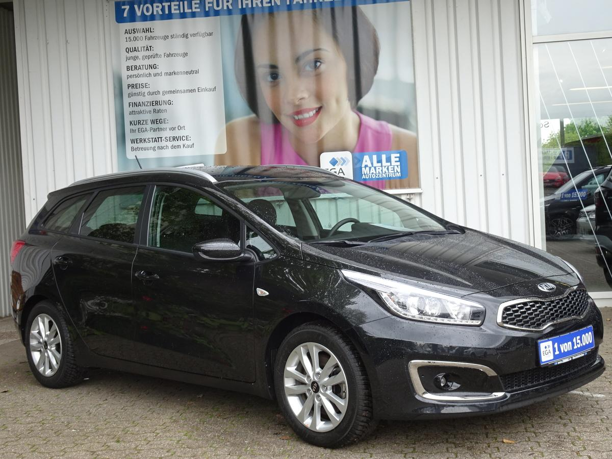 Kia cee'd SW 1.4 Edition 7 PDC*KLIMA*ALU*BTH*PRIVACY*CD*NSW*