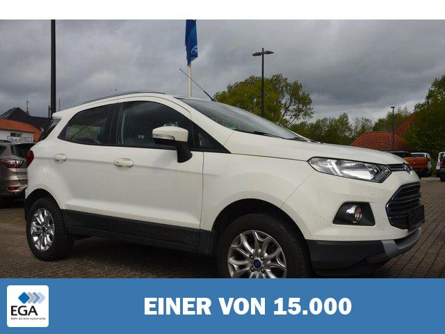 FORD ECOSPORT TITANIUM KOMFORT-PAKET / PDC / FORD SYNC