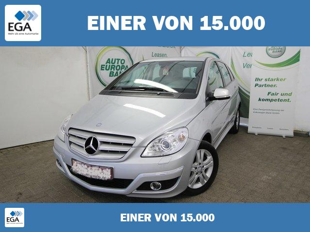 Mercedes-Benz B 170 NTG Blue Efficiency Autotronic NAVI*AHK
