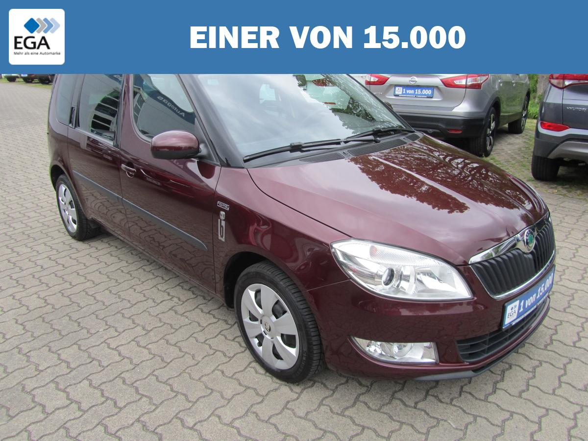 Skoda Roomster 1.2 TSI Ambition AC+FB-ZV