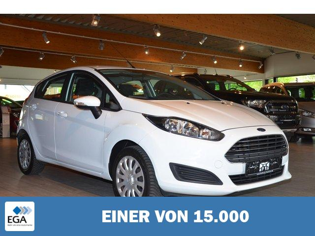 FORD FIESTA TREND COOL + SOUND-PAKET I / WINTER-PAKET