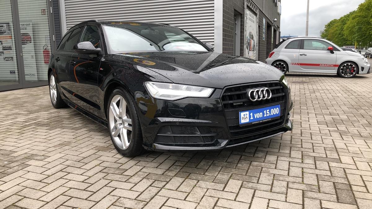 Audi A6 2.0 TFSI quattro LED,Navi,Leder,S-Line Black Edition