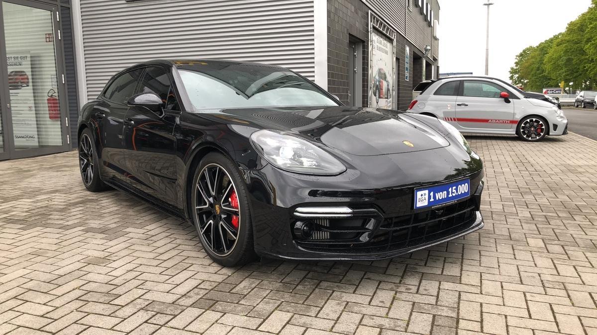 Porsche Panamera ST Turbo/SportDesign/Sportabgas/999,-LR