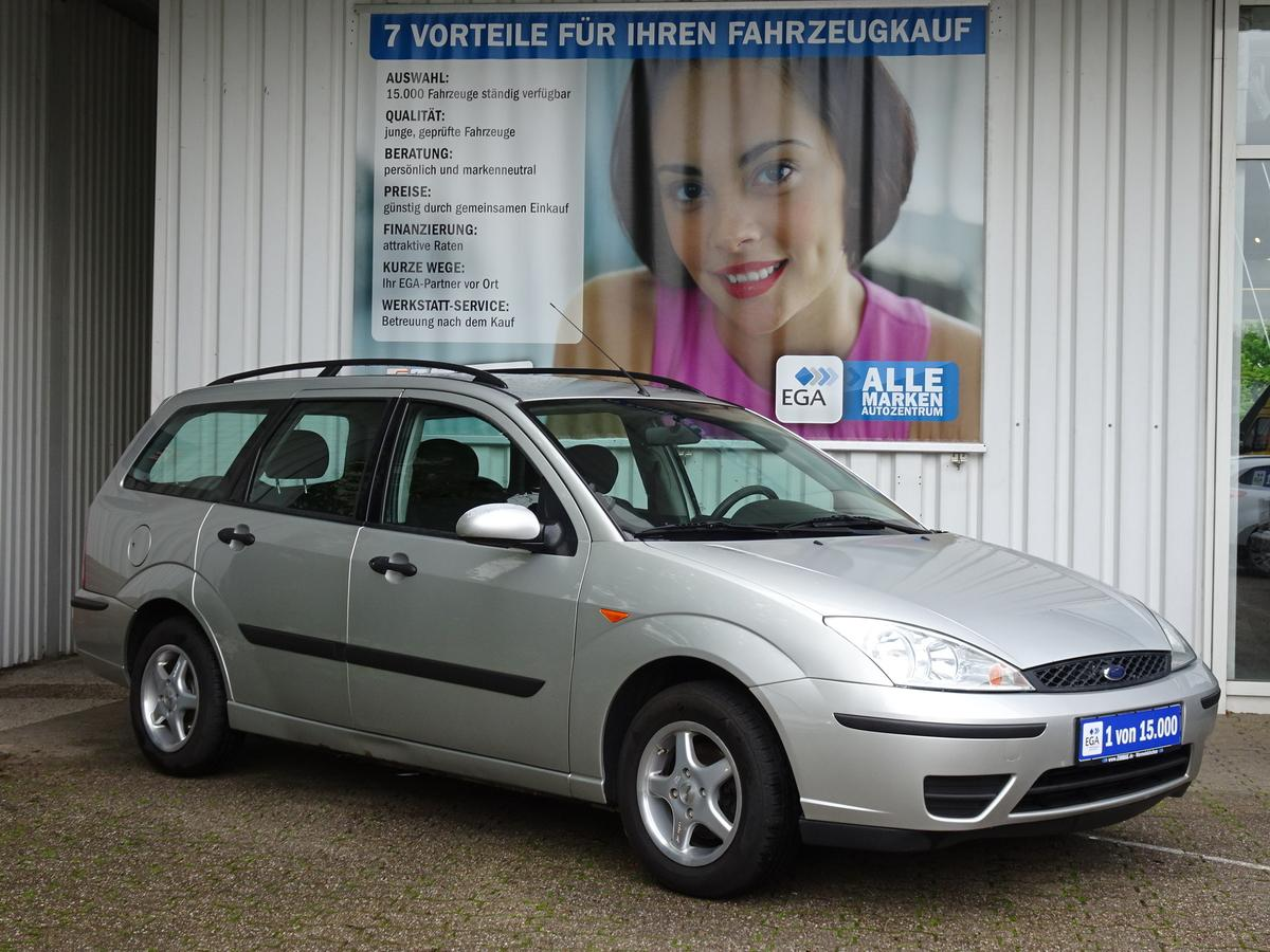 Ford Focus 1,6 TURNIER  KLIMA RADIO CD ALU