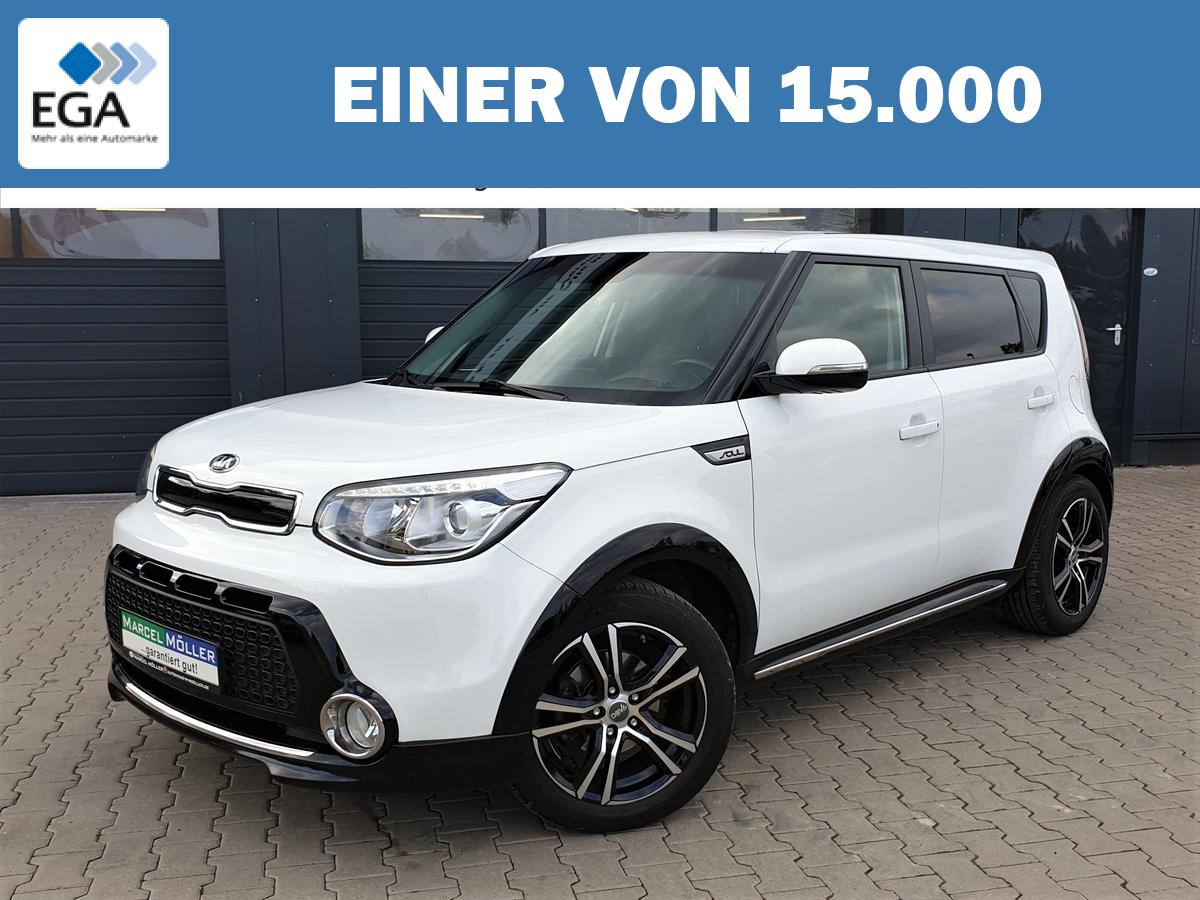Kia Soul 1.6 GDI Dream Team Edition*Sithz*Kamera*