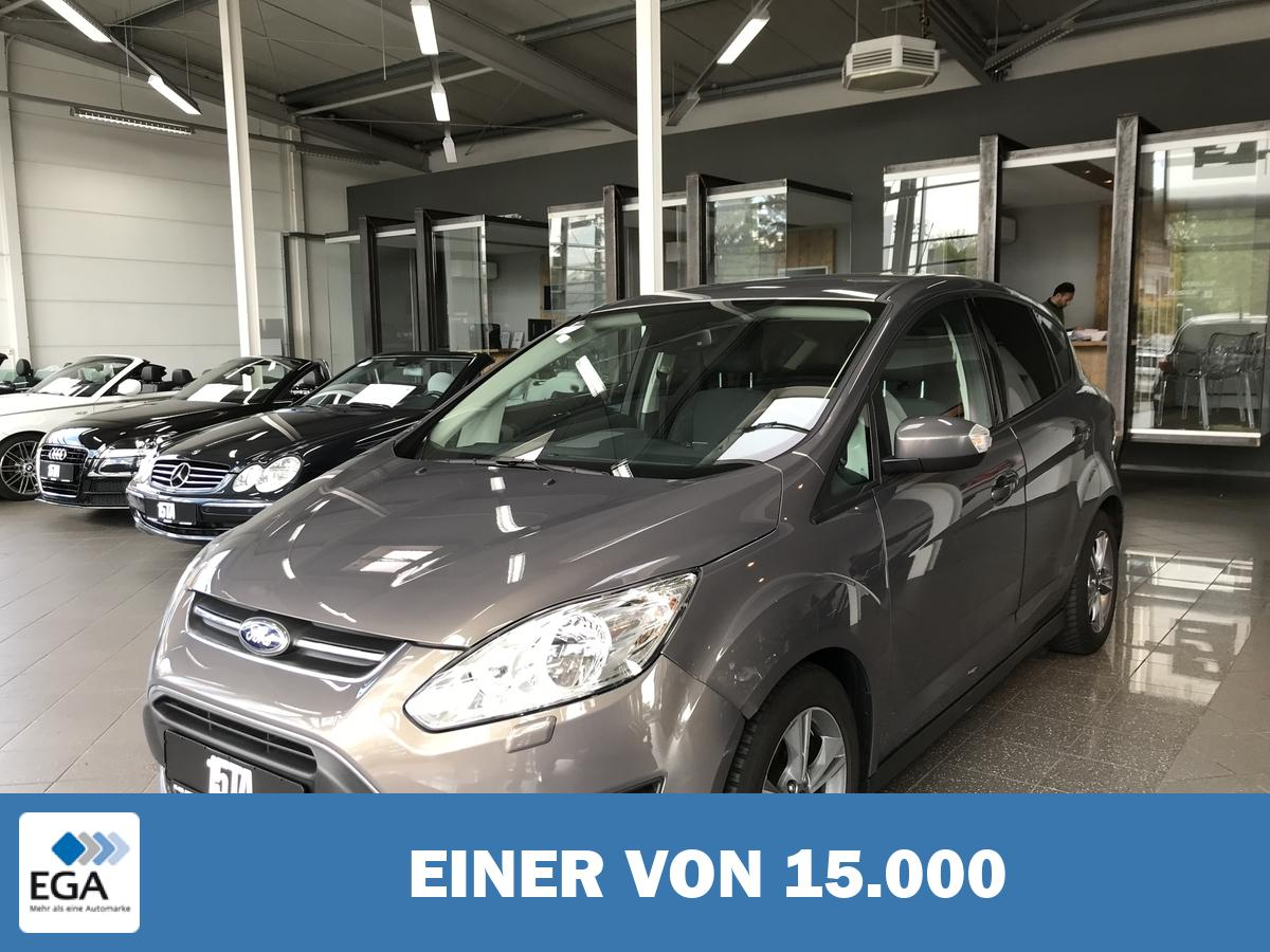 Ford C-Max  1.0 EcoBoost SYNC Edition Start/Stop Navi SHZ