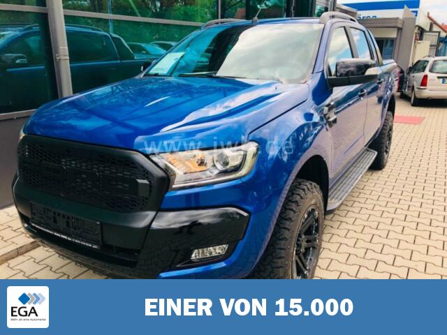 Ford Ranger Wildtrak X blue Edition Raptor Tuff LAGER Np55t