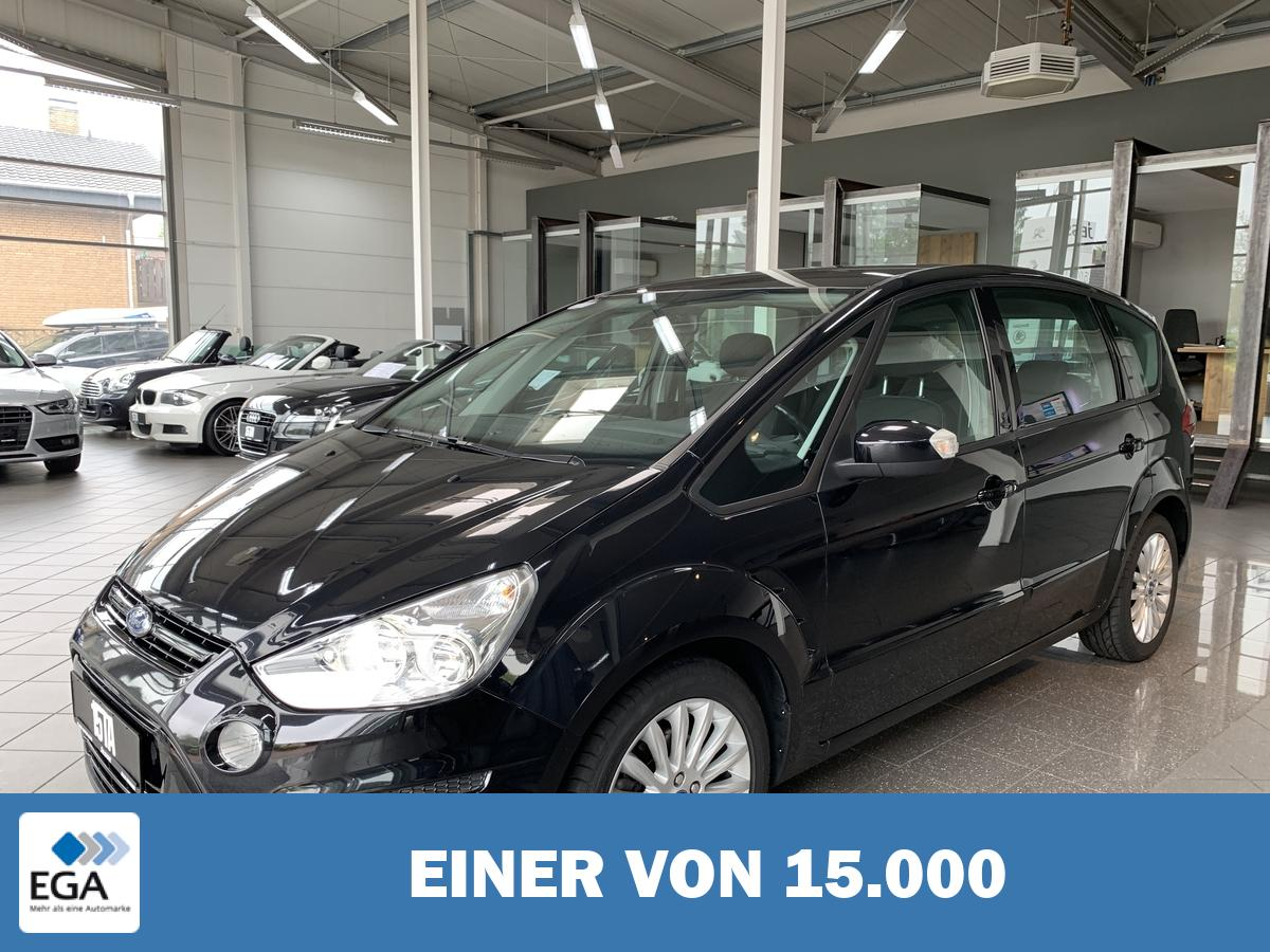 Ford S-Max 2.0 TDCi PowerShift Business Edition Navi PDC SHZ