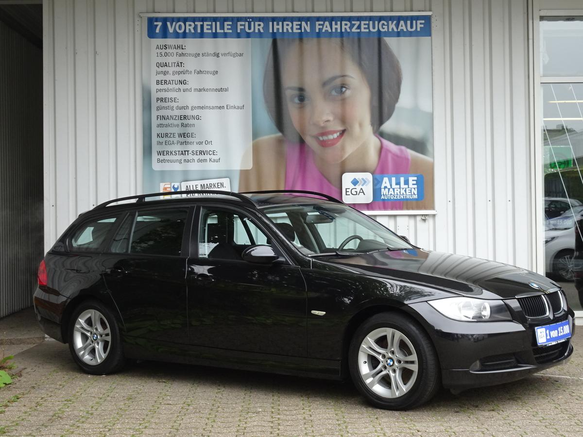 BMW 318i Touring *2.HD*ADVANTAGE*KLIMAAUTO*PDC*ALU*AHK*