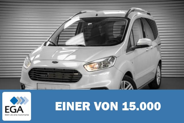 Ford Tourneo Courier 1,0 EcoBoost Titanium - LAGER