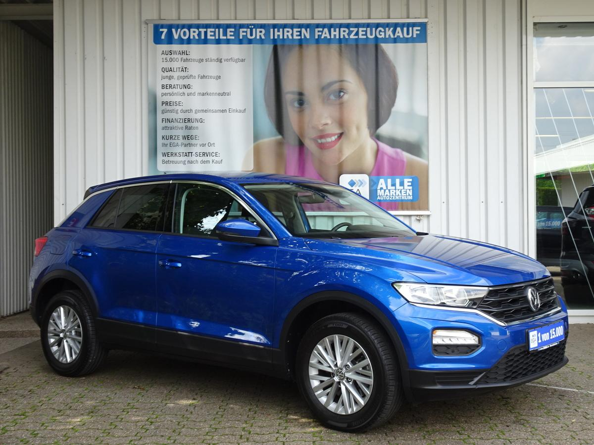 Volkswagen T-Roc 1.0 TSI NAVI*LANE ASSIST*SHZG*PDC*PRIVACY*ALU*CLIMATRO