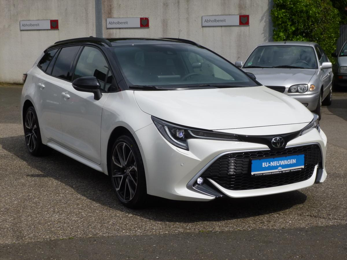 Toyota Corolla 1.2 Turbo Touring Sports - PDC - Sitzhzg - LM-Felgen