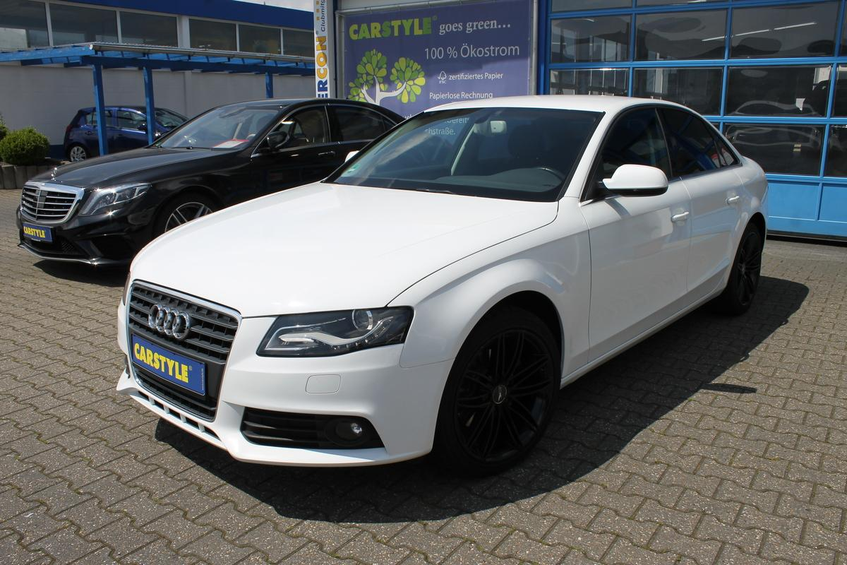 Audi A4 2.0 TDI DPF Attraction XENON PDChinten Tempomat BLTH