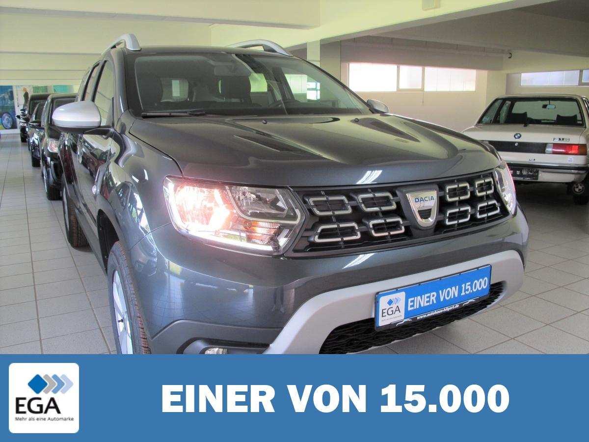 Dacia Duster SCE 115 2WD COMFORT PDC+KLIMA+LMF