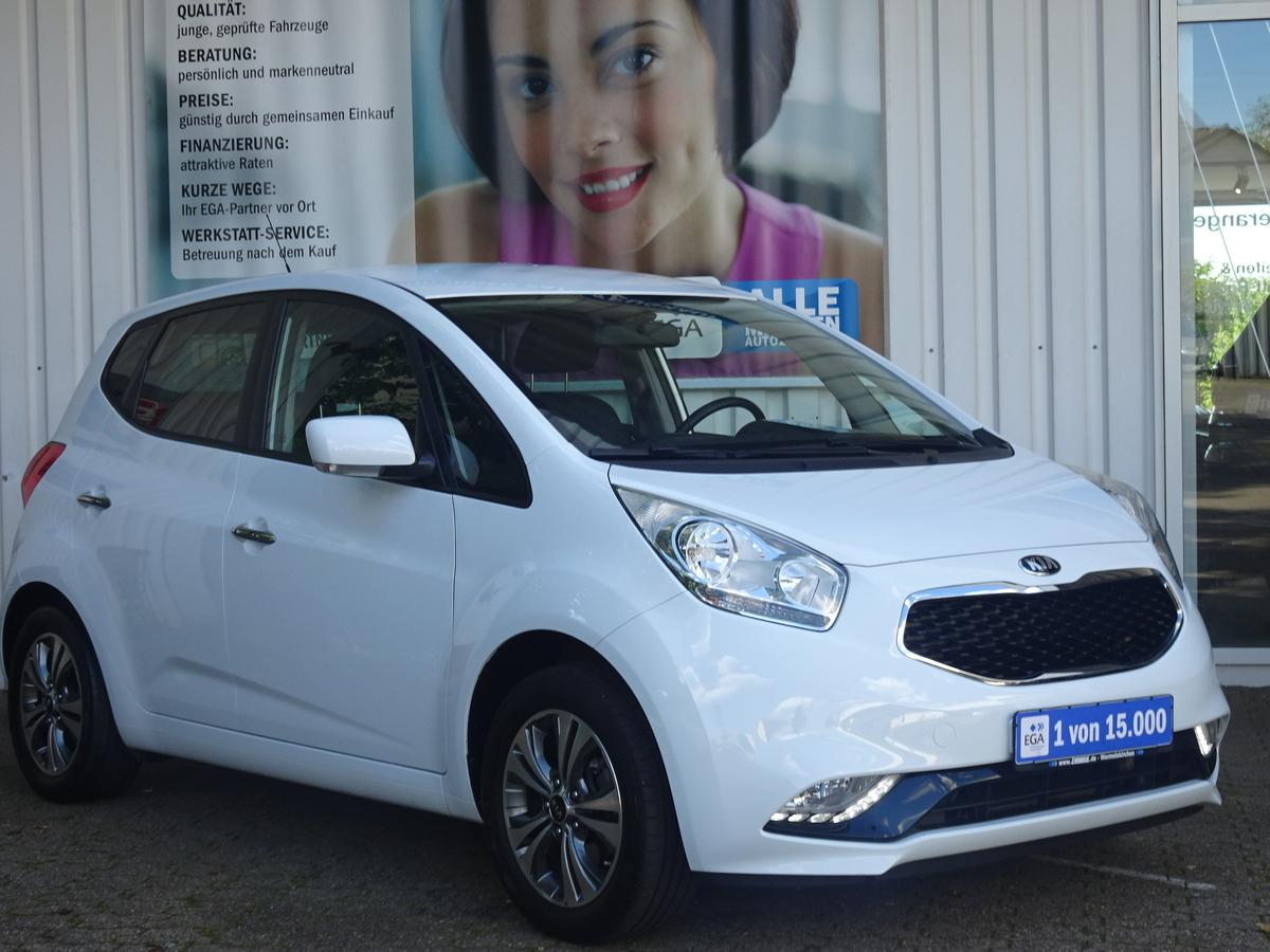Kia Venga 1.4 Dream Team*KLIMA*PDC*SHZG*LKRHZG*AHK*ALU*BTH*MP3*