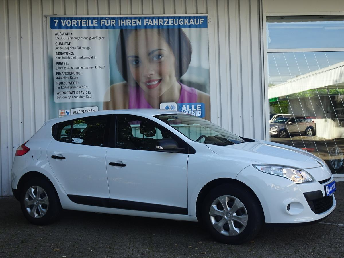 Renault Megane 1,6i 16V Authentique *KLIMA*MP3*USB*KEYLESS*EL.FH*