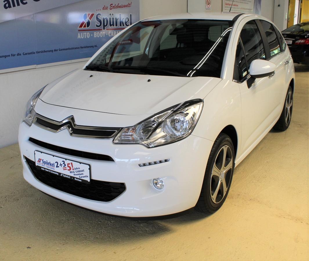 Citroën C3 1.0 Selection, Bluetooth, Tempomat