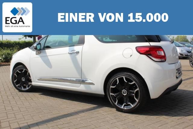 Citroen DS3 1.6 THP SportChic Tempomat/PDC/ALU
