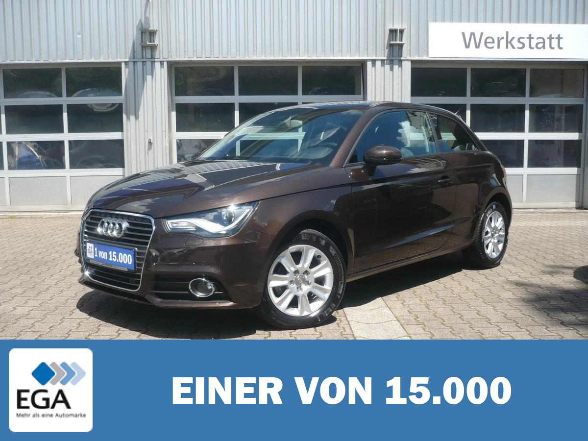Audi A1 1.2 TFSI Attraction - Xenon/ Sitzh./ PDC/ BOSE/ Klimaaut.