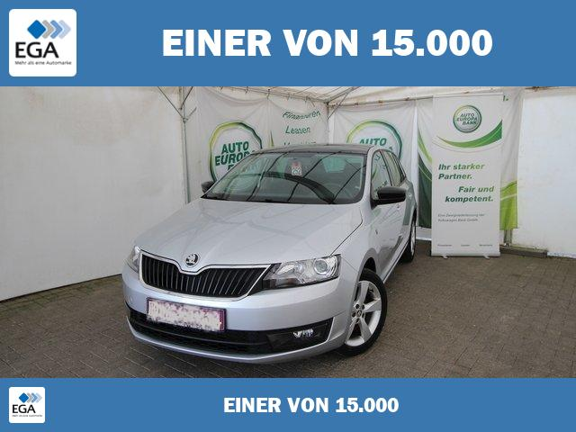 Skoda Rapid/Spaceback Rapid 1.2 TSI Spaceback Ambition XENON*PANO-DACH