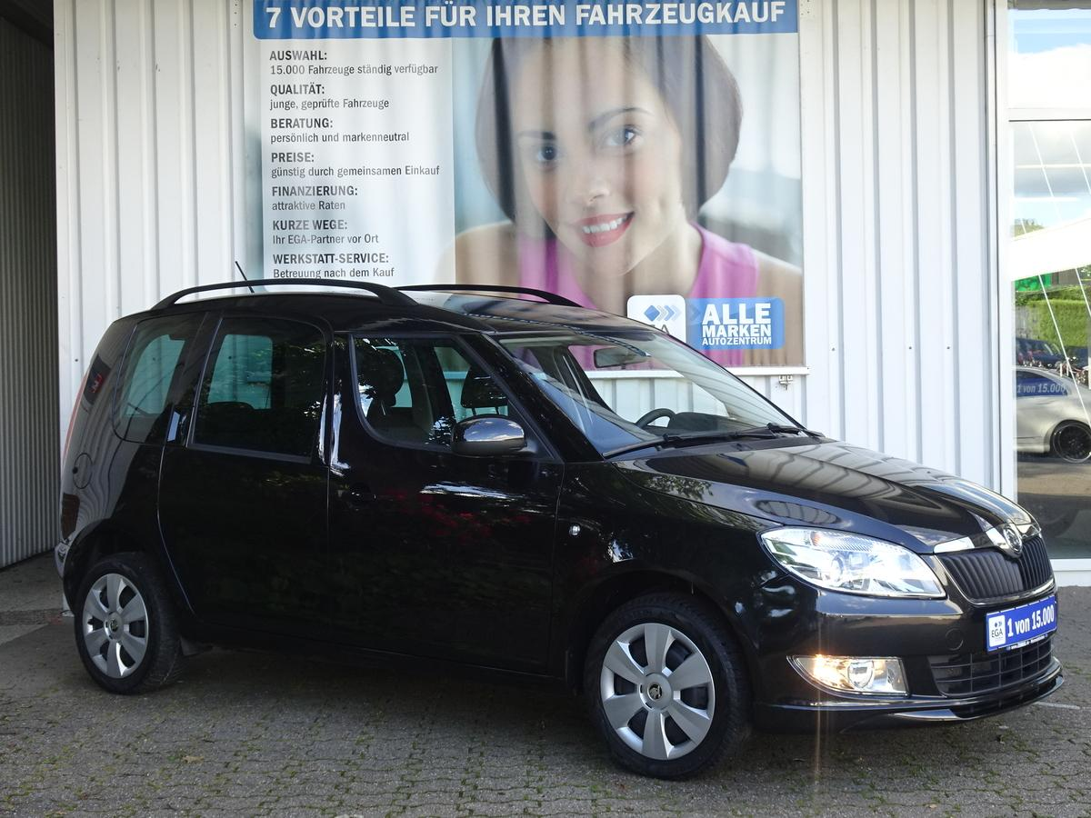 Skoda Roomster Ambition Plus Edition CLIMATRONIC*PDC*SHZG*SUNSET*