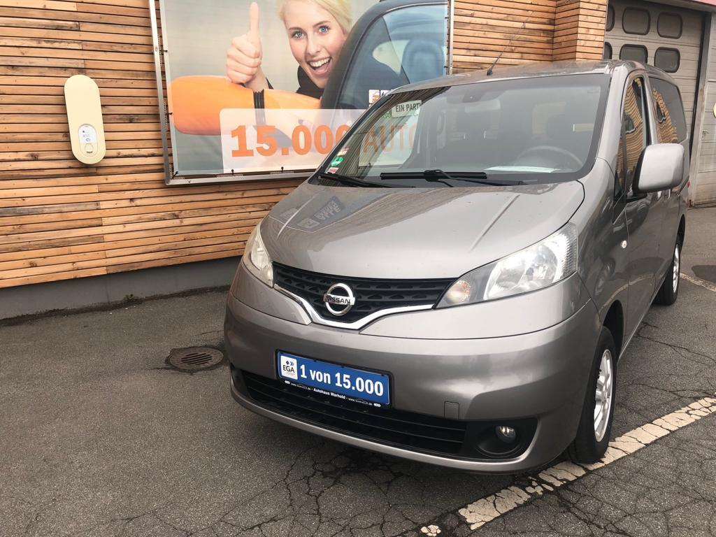 Nissan NV200 Premium 1,5 Dci Navi