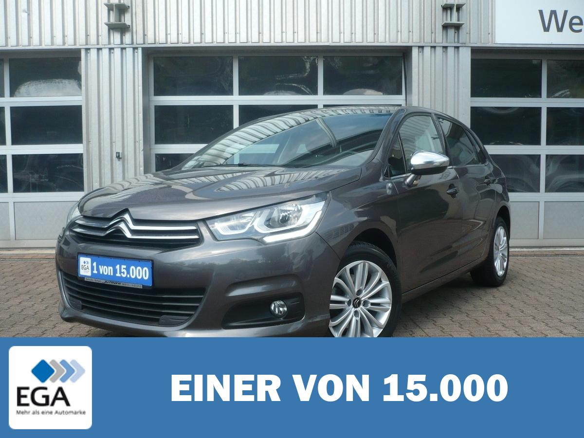 Citroën C4 5-Türer Pure Tech 130 Selection - PDC/ Sitzh./ Klimaaut.