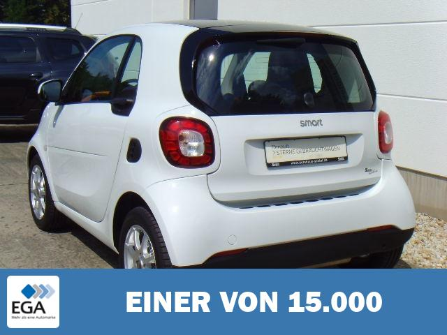 smart forTwo coupe passion (52kW)
