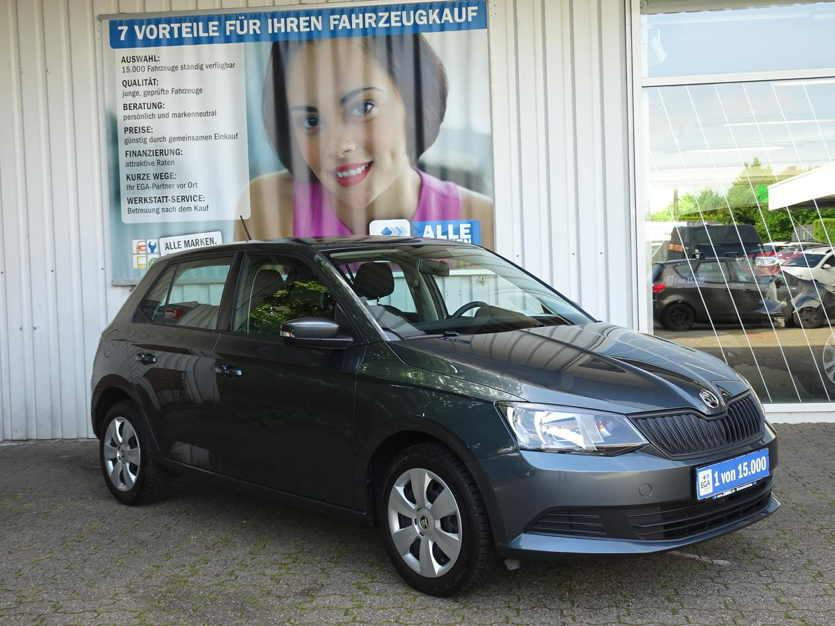 Skoda Fabia 1.0 MPI Active Cool Edition KLIMA*BLUETOOTH*MP3*SD*USB