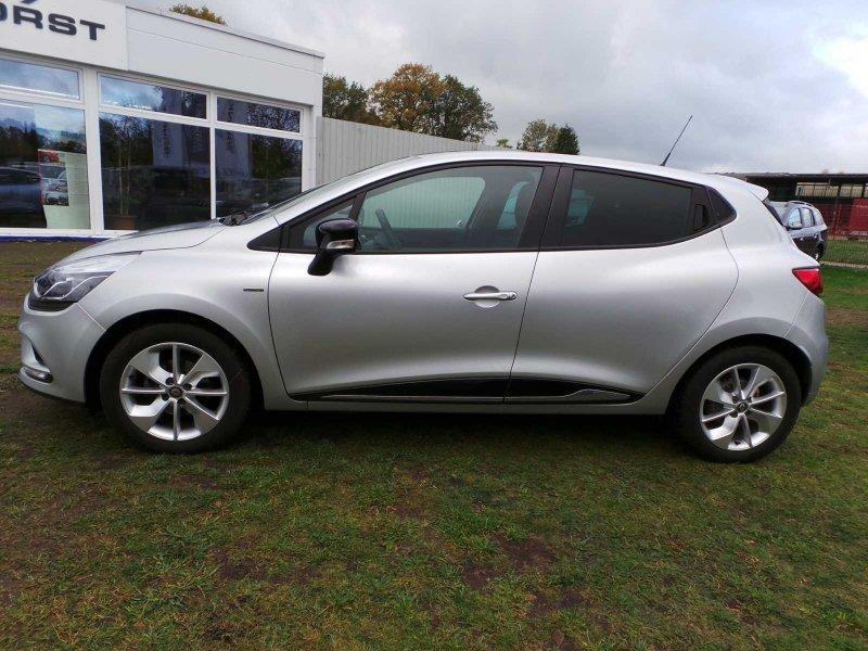 Renault Clio TCe 120 Limited ,Klima,Navi,Tempomat