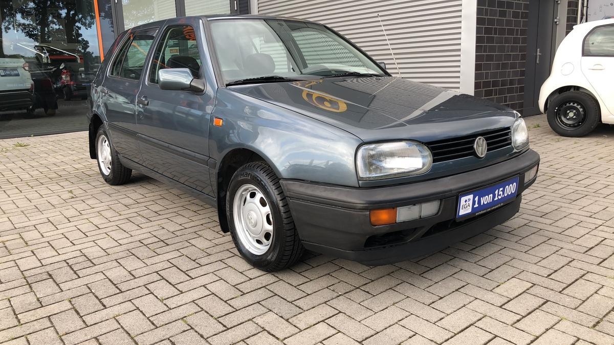 Volkswagen Golf ecoMatic aus 2.Hand mit 72500 KM