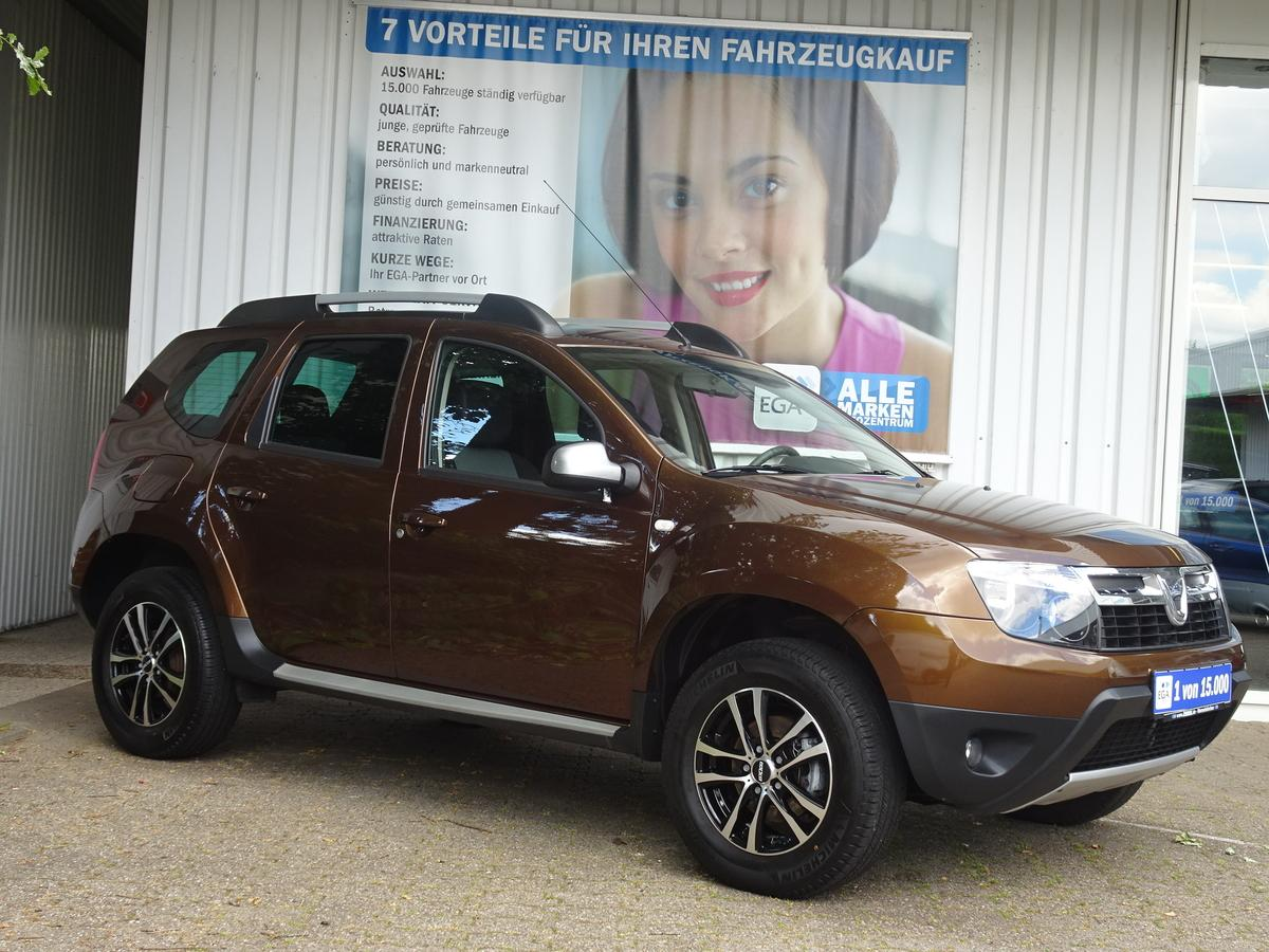 Dacia Duster 1.6 16V 2WD Laureate  KLIMA ALU CD BLUETOOTH