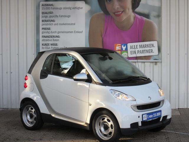 Smart ForTwo Coupe Pure MHD Klima 2.HD
