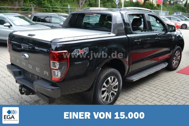 Ford Ranger Wildtrak Standheizung Np54t Rollo ACC Lag