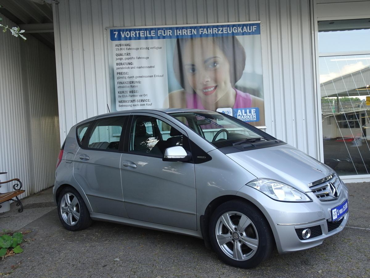 Mercedes-Benz A 150 AVANTGARDE  5 TÜRER KLIMA ALU CD