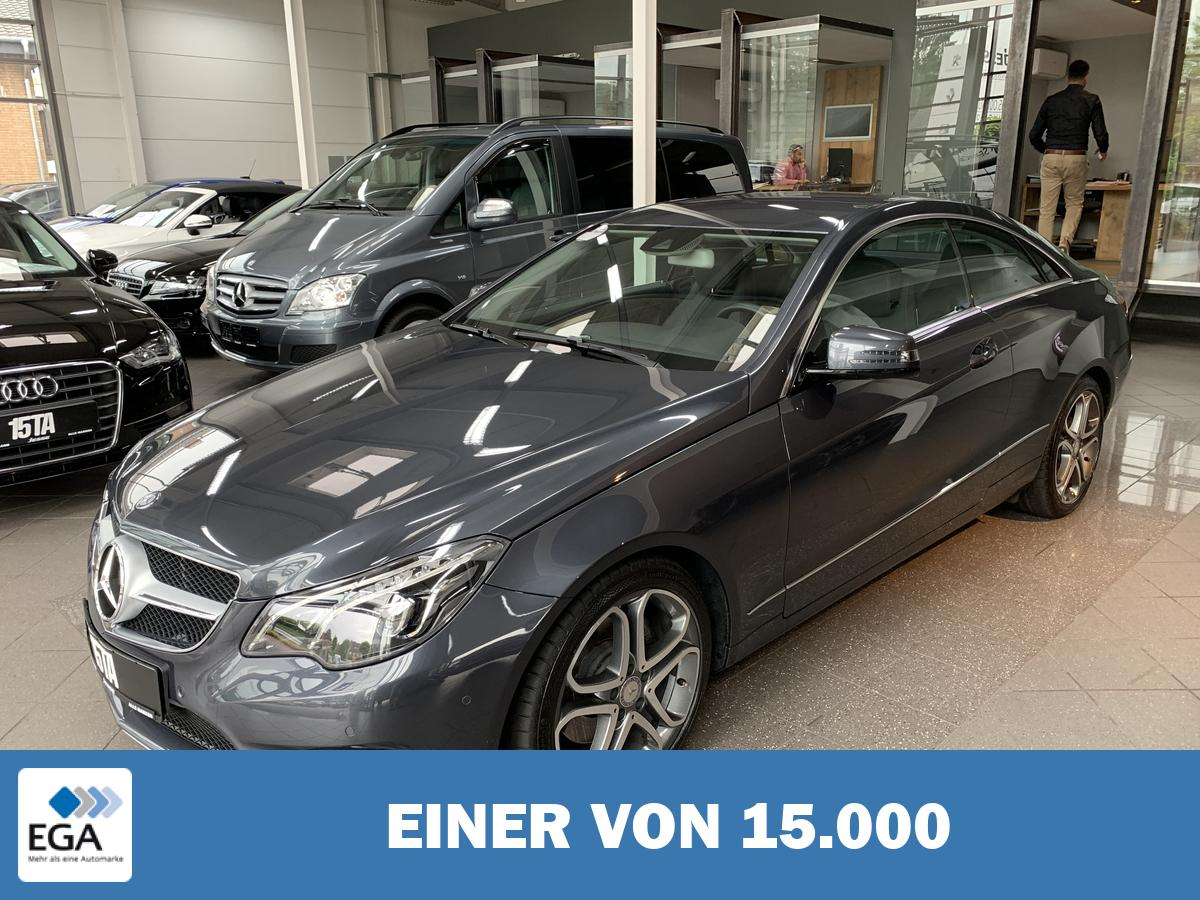 Mercedes-Benz E 350 CGI Coupe BlueEff. 7G Comand LED R.Kamera