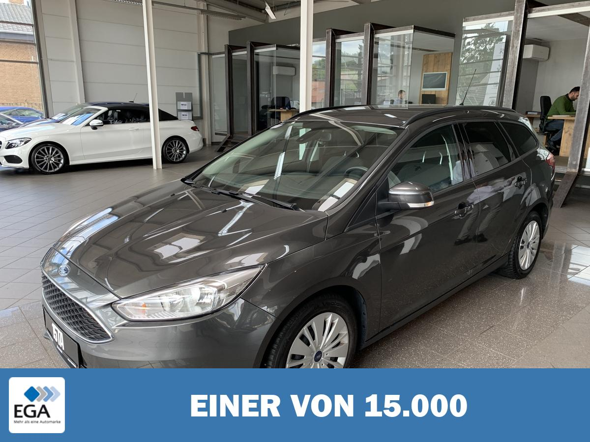Ford Focus 1.0 EcoBoost Business Navi PDC Freispr.