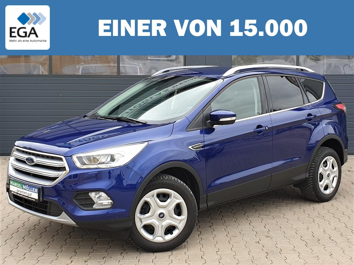 Ford Kuga Cool & Connect 1.5L EcoBoost|Navi|Sitzh