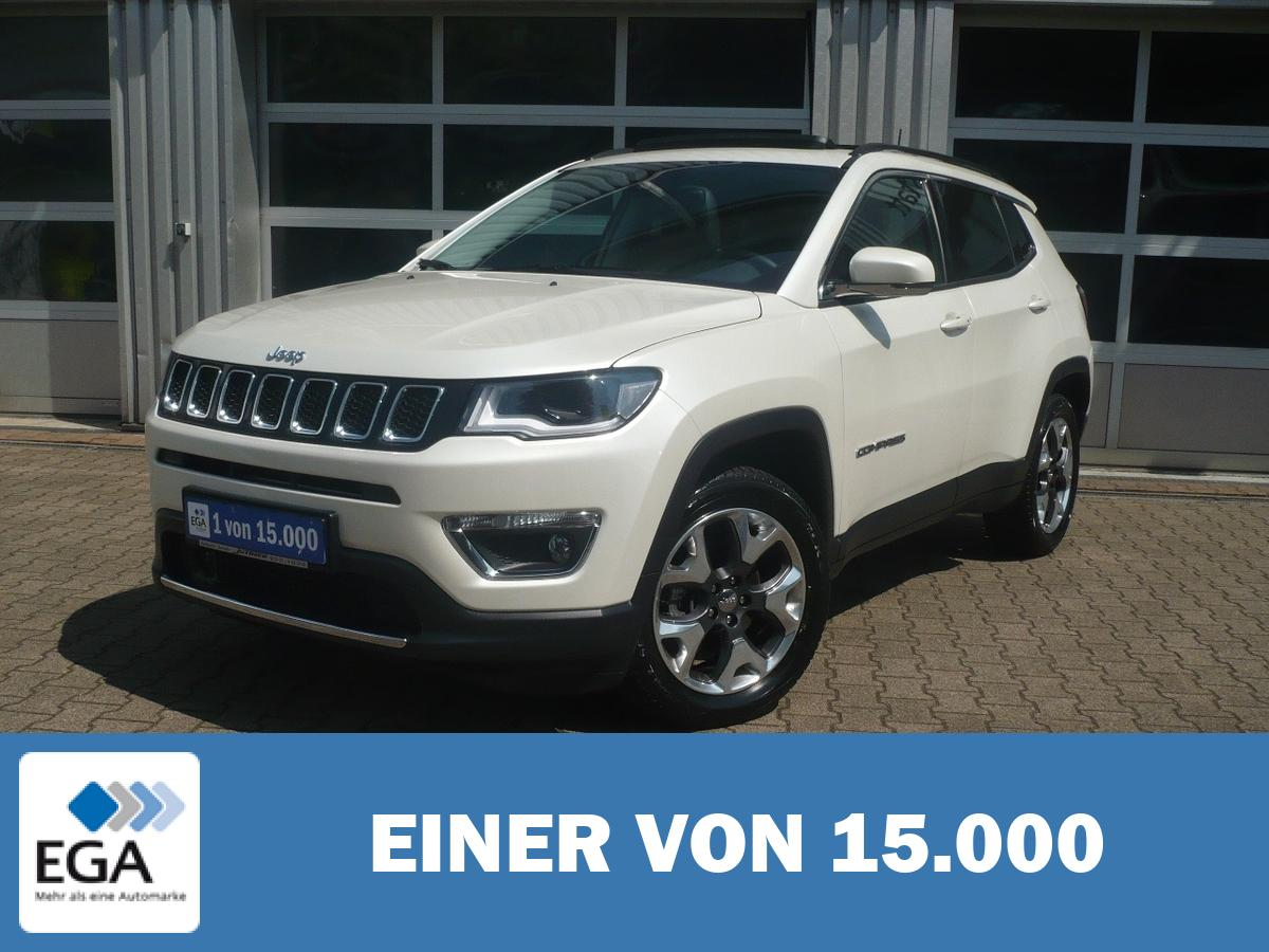 Jeep Compass 1.4 MultiAir Limited FWD - Leder/ Schiebed./ Xenon