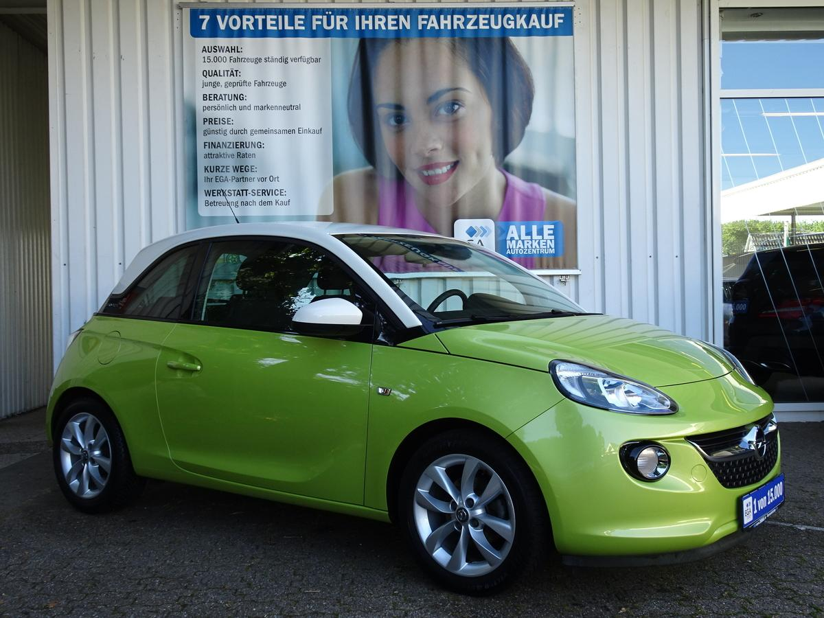 Opel Adam 1.2 Jam TEMPO*KLIMA*BTH*ALU*INTELLI*PRIVACY*NUR 23 TKM