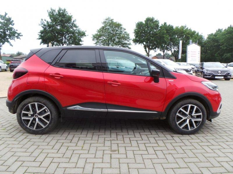Renault Captur TCe 150 EDC Red Edition