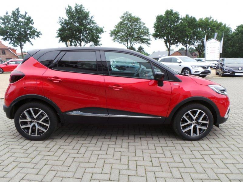 Renault Captur TCe 150 Red Edition Panorama