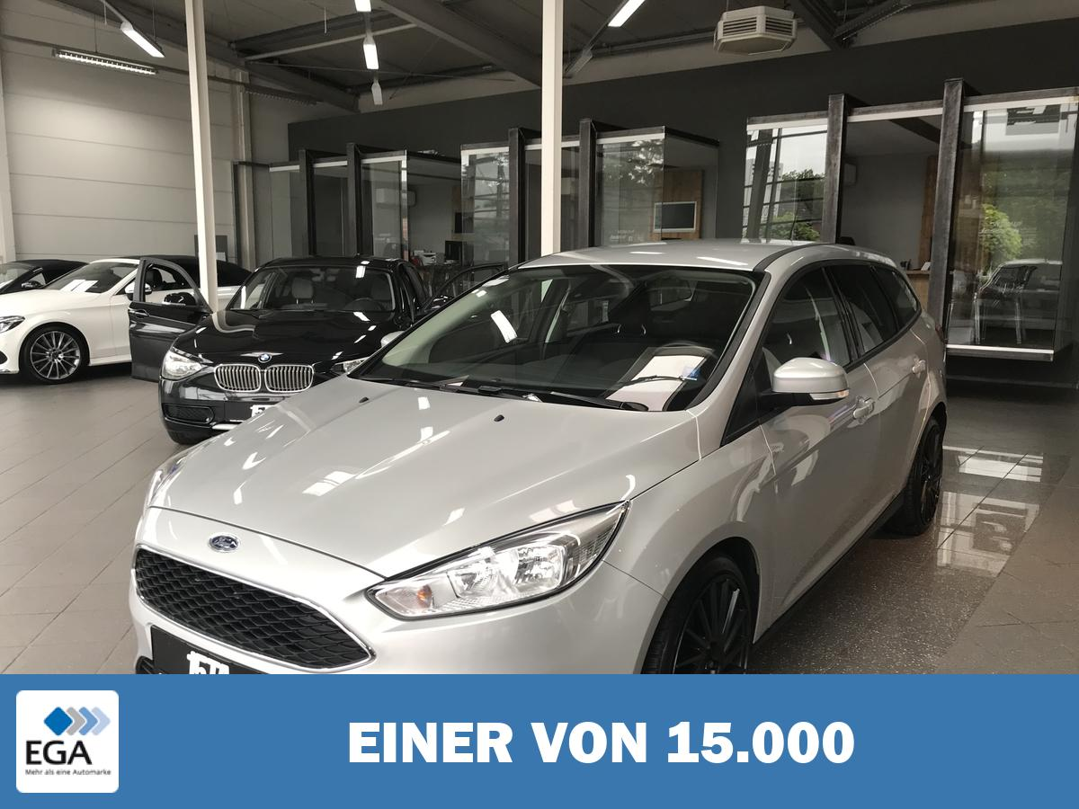 Ford Focus 1.5 TDCi PowerShift PDC SHZ Start/Stop